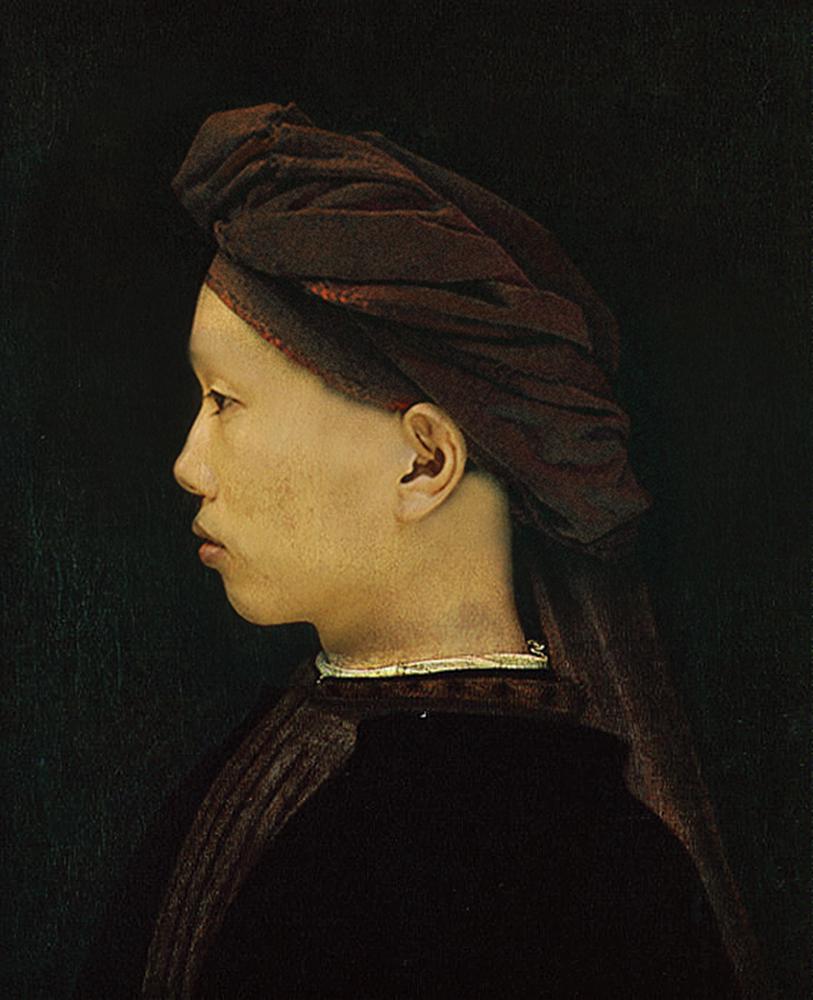 Portrait of It